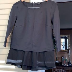 CLUB MONACO FITTED TOP BLACK Size Small